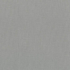 "ROBERT KAUFMAN ""ESSEX"" Linen Cotton Blend SMOKE by the 1/2 yard"
