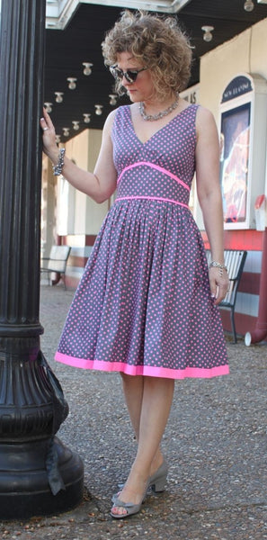 "SERENDIPITY STUDIO ""THE MARILYN DRESS"" Sewing Pattern"