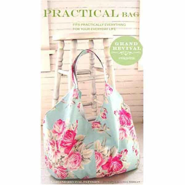 "GRAND REVIVAL ""PRACTICAL BAG"" Sewing Pattern"