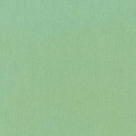 "ROBERT KAUFMAN ""ESSEX"" Linen Cotton Blend WILLOW by the 1/2 yard"