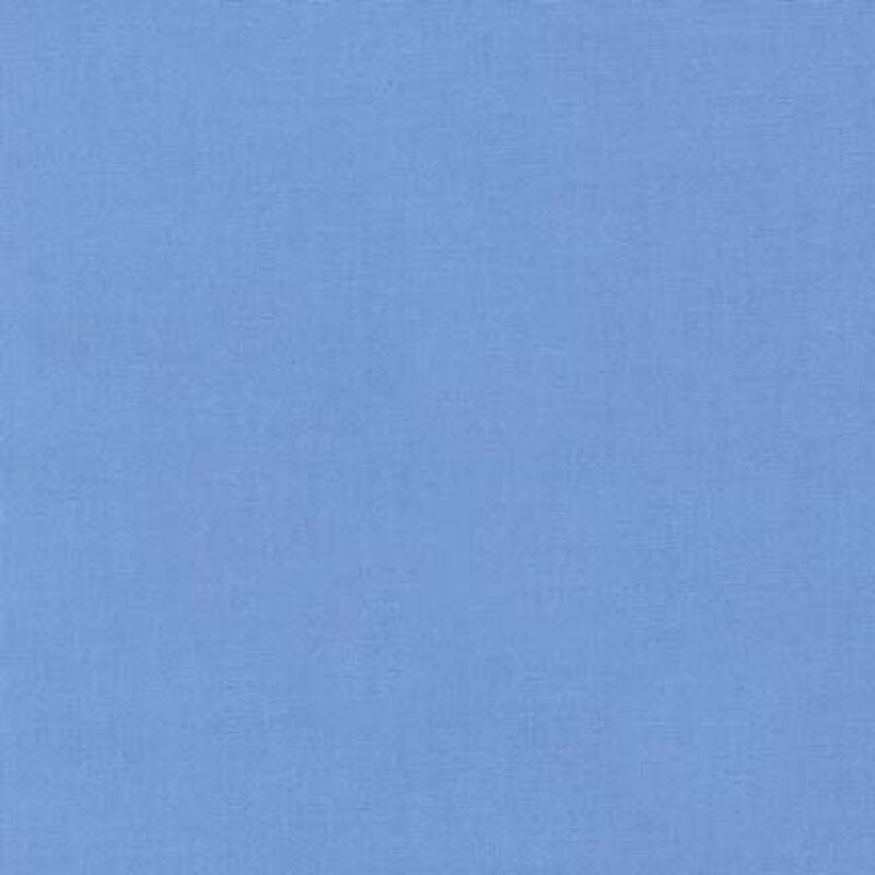 "ROBERT KAUFMAN ""KONA COTTON SOLID"" Blue #2 by the 1/2 yard"