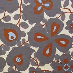 "AMY BUTLER ""LOTUS"" MORNING GLORY Slate 21 inches"