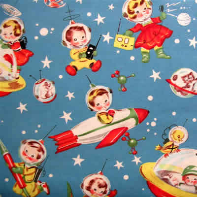 "MICHAEL MILLER ""RETRO ROCKET RASCALS"" Multi"