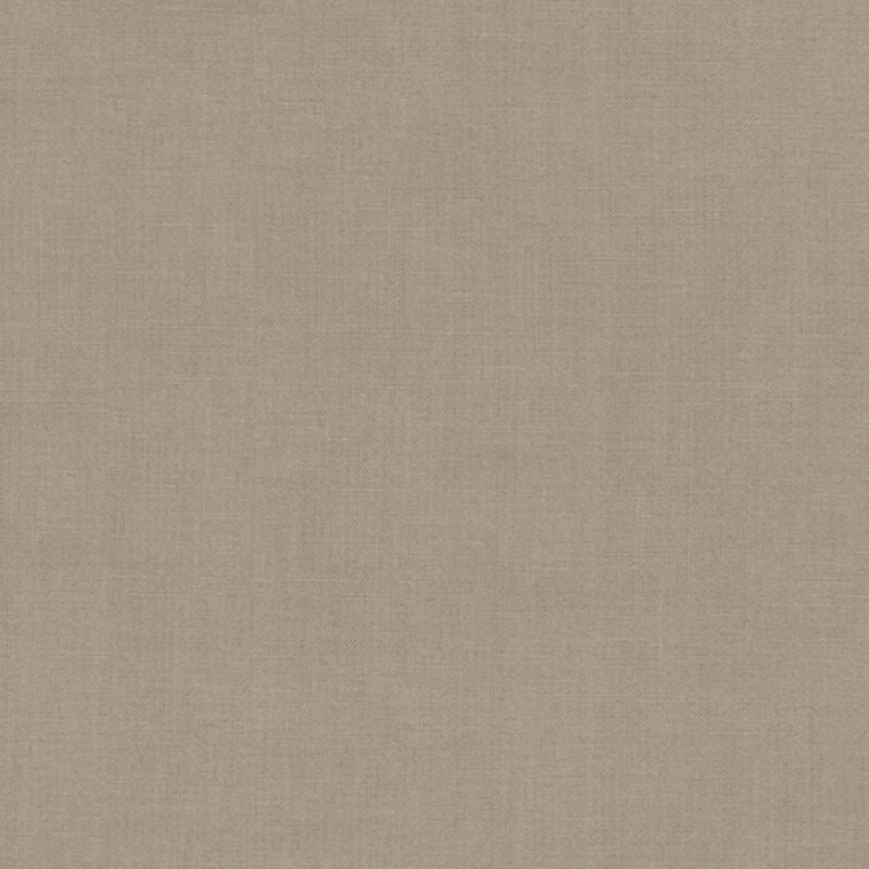 "ROBERT KAUFMAN ""KONA COTTON SOLID"" Brown tones by the 1/2 yard"