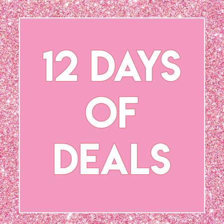 12 Days of Deals You Can't Resist!