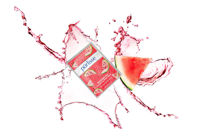 Hydrate and Refresh with a Watermelon Sheet Mask🍉💦