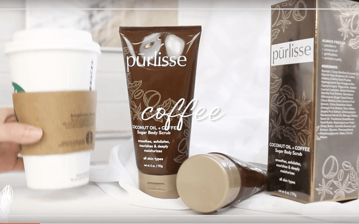 Wake Up Call | purlisse Body Scrub