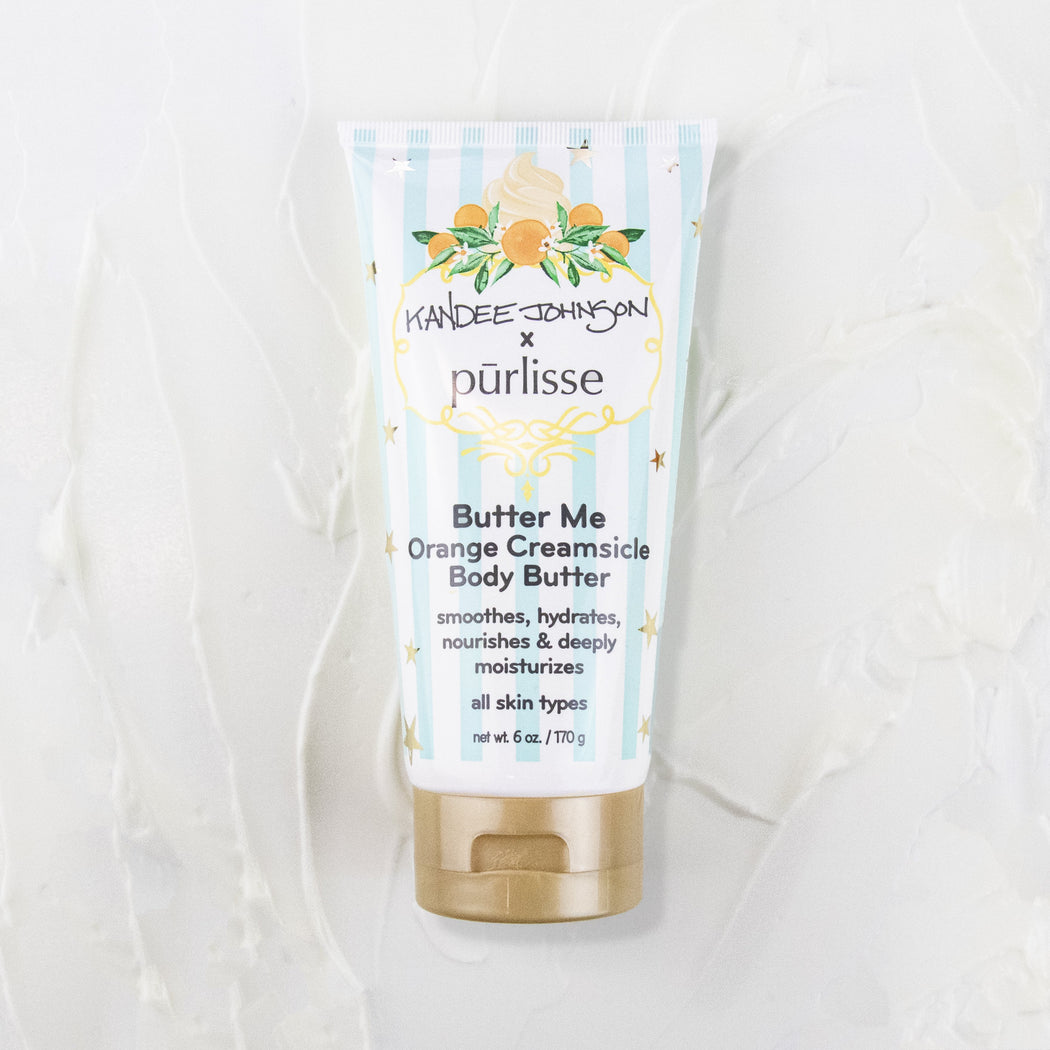 Butter Me Orange Creamsicle Body Butter