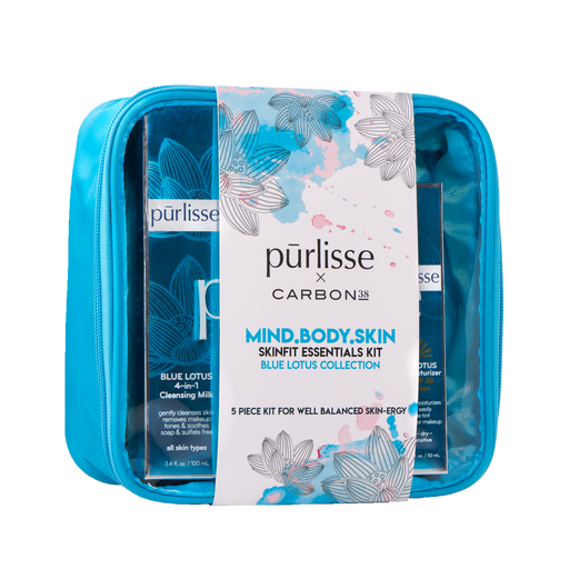 Purlisse x Carbon 38 Mind. Body. Skin. SkinFit Essentials Kit
