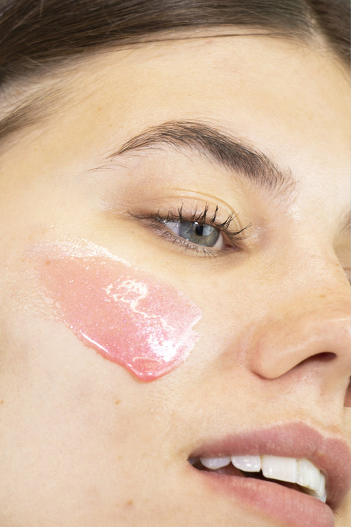 TRAVEL SIZE - WATERMELON Energizing Marshmallow Peel Off Mask
