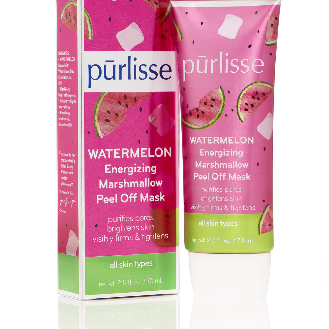 Watermelon Marshmallow Peel Off Mask with Unit Carton