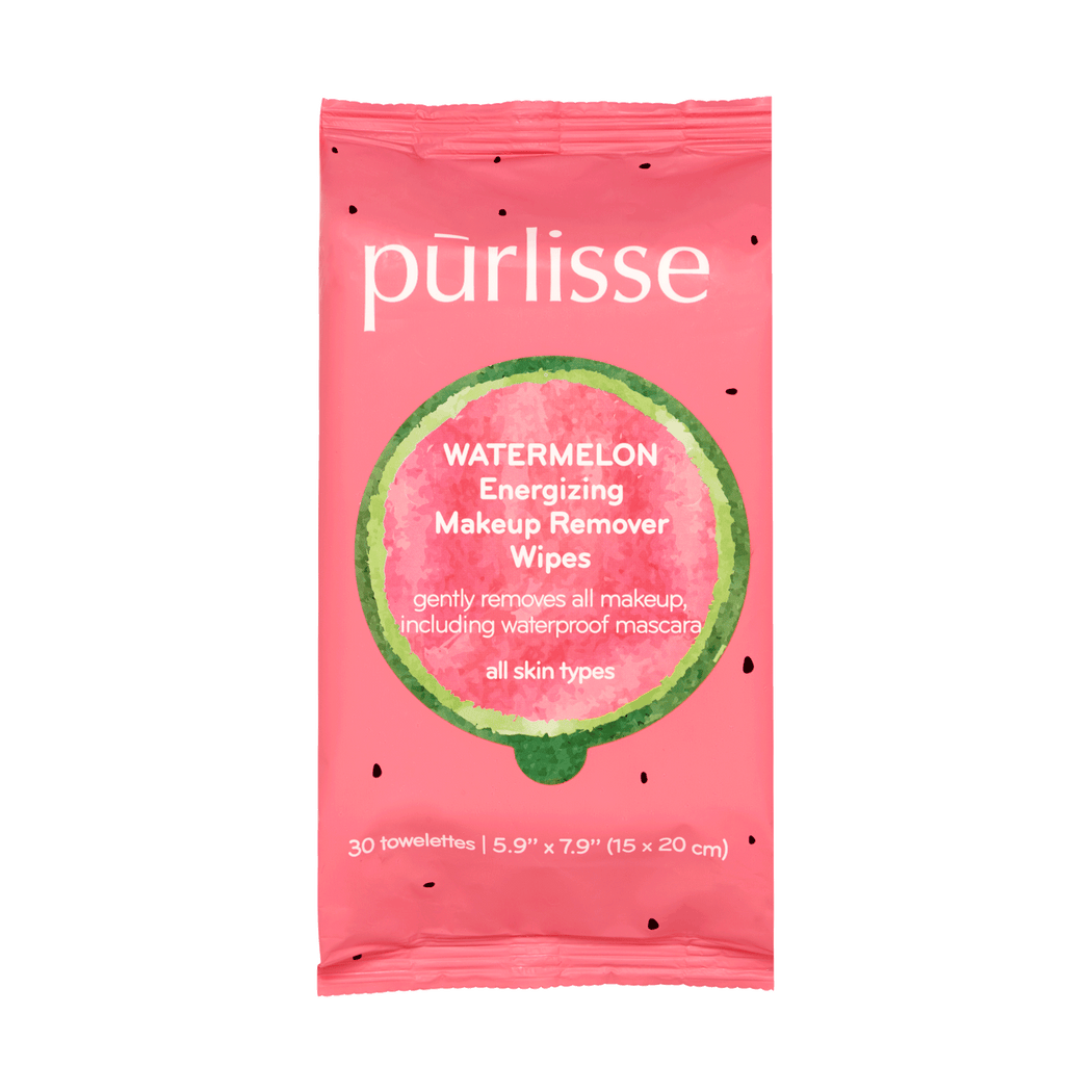 Watermelon Makeup Remover Wipes
