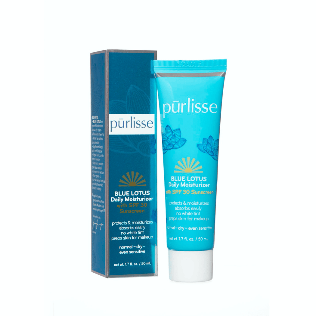 BLUE LOTUS Daily Moisturizer SPF 30 Sunscreen