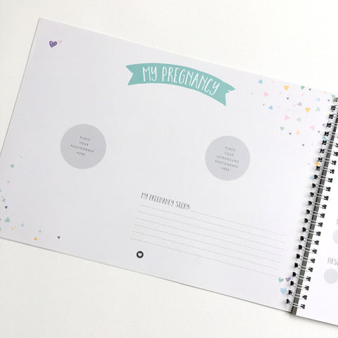 Bundle of Love: Premmie Milestone Cards + Baby Milestone Memories Book