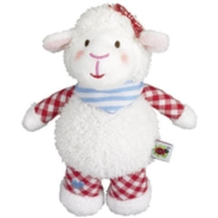 Spiegelburg little lamb soft rattle