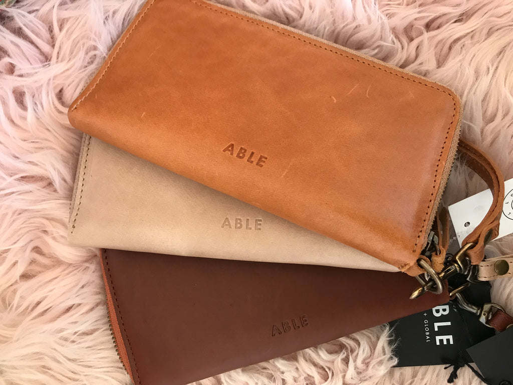 Alem Continental Wallet