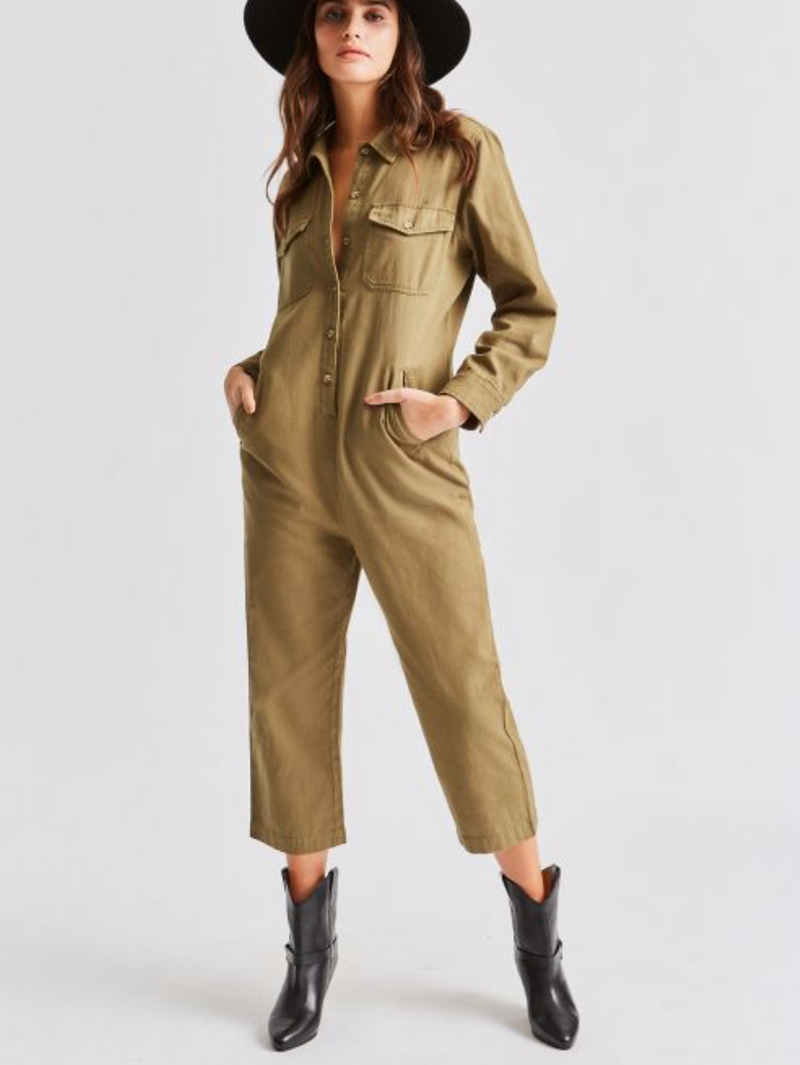 Melbourne Crop Coverall