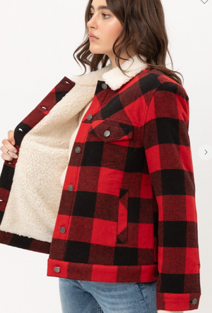 Lumber Me Up Jacket