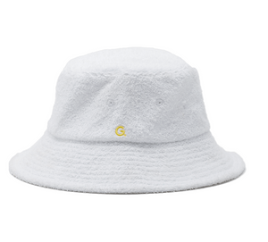terry cloth bucket hat