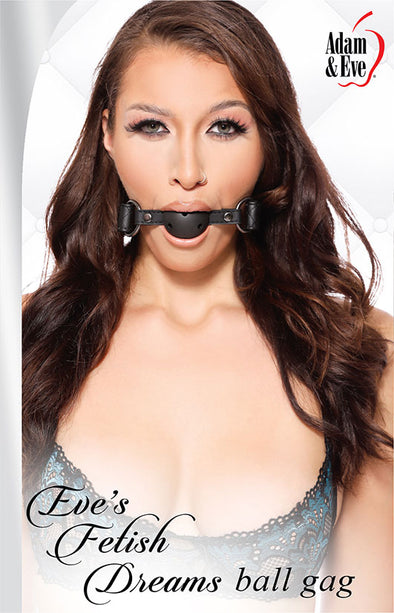 Eve's Fetish Dreams Ball Gag-Bondage & Fetish Toys-Adam and Eve-Andy's Adult World