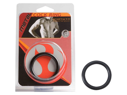 "Steel C-Ring - 1.5"" - Black"