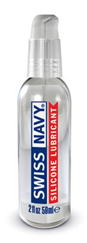 Swiss Navy Silicone Lube - 2 Fl. Oz.