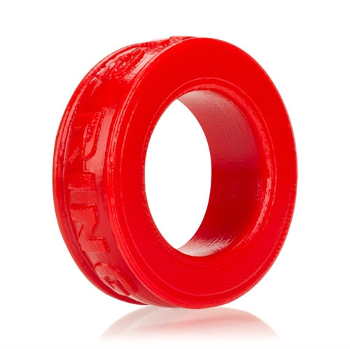 Pig-Ring Comfort Cockring - Red