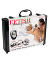 Fetish Fantasy Series Deluxe Shock Therapy  Travel Kit