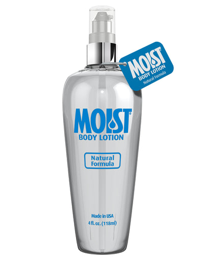 Moist Body Lotion - 4 Fl. Oz.-Lubricants Creams & Glides-Pipedream-Andy's Adult World
