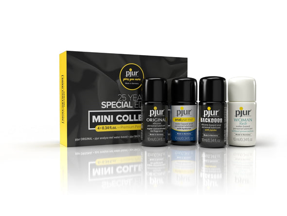 Pjur Mini Collection - 4 X10ml-Lubricants Creams & Glides-Pjur-Andy's Adult World
