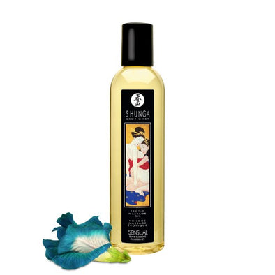 Massage Oil Island Blossom 8 Fl Oz 250ml
