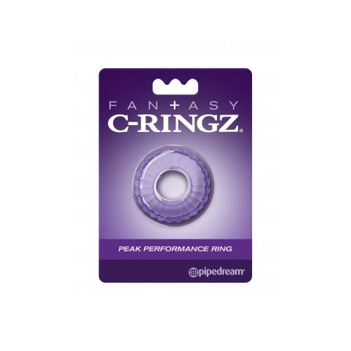 Fantasy C-Ringz Thick Performance Ring Purple