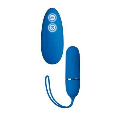 7-Function Lover's Remote - Blue