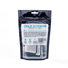 Load image into Gallery viewer, COLD SHOWER COOLING FIELD TOWELS MULTIPACK POUCH