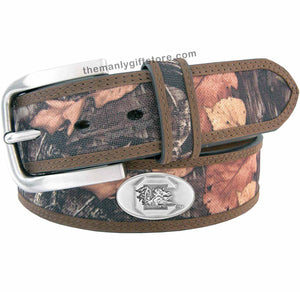 South Carolina Camo Belt