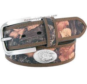 Turkey Camo Belt