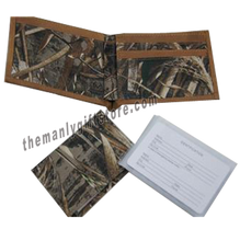 Load image into Gallery viewer, Baylor Bears Zep Pro Bifold Wallet REALTREE MAX-5 Camo