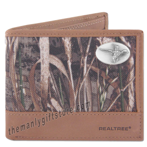 Flying Duck Zep Pro Bifold Wallet REALTREE MAX-5 Camo