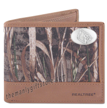 Load image into Gallery viewer, Louisville Cardinals Zep Pro Bifold Wallet REALTREE MAX-5 Camo
