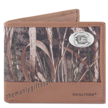 Load image into Gallery viewer, South Carolina Gamecocks Zep Pro Bifold Wallet REALTREE MAX-5 Camo