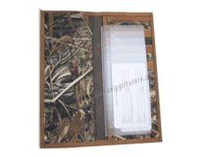 Load image into Gallery viewer, Ichthys Christian Fish Roper REALTREE MAX-5 Camo Wallet