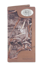 Load image into Gallery viewer, Texas A&M Aggies Roper REALTREE MAX-5 Camo Wallet
