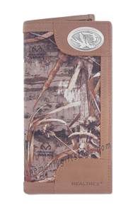 Missouri Tigers Roper REALTREE MAX-5 Camo Wallet