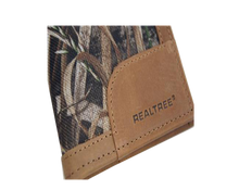 Load image into Gallery viewer, Mossy Oak Logo Roper REALTREE MAX-5 Camo Wallet