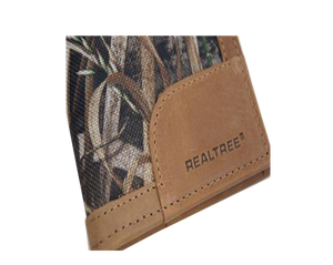Cotton Logo Roper REALTREE MAX-5 Camo Wallet