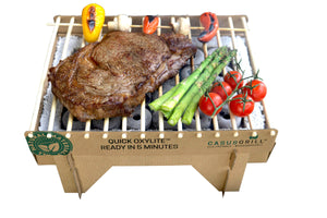 Featured Product Cardboard Grill