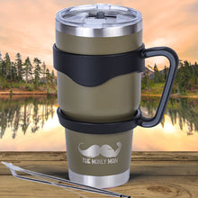 Load image into Gallery viewer, The Manly Man 30oz TUMBLER