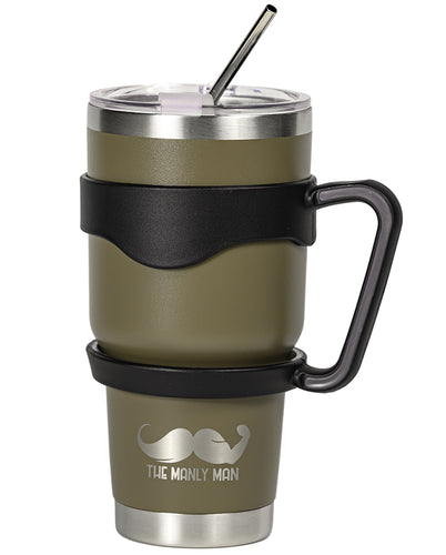 The Manly Man 30oz TUMBLER