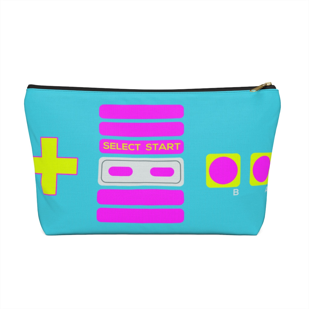 SUPER FASHIONISTA GLAM GAMER MAKEUP POUCH