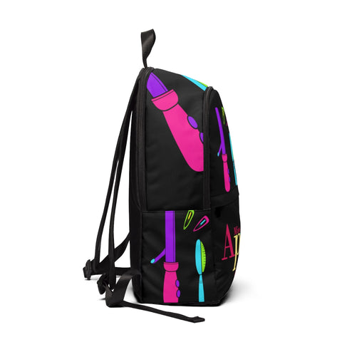 HAIR ESSENTIALS BACKPACK